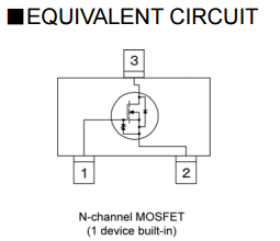 The CXCN5397A11BOMR is an N-channel Power MOSFET with low on-state resistance and ultra high-speed switching characteristics the IC can be efficiently set thereby saving energy